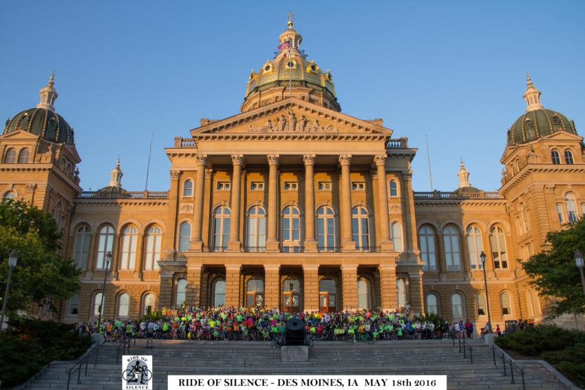 RIDE OF SILENCE - Des Moines