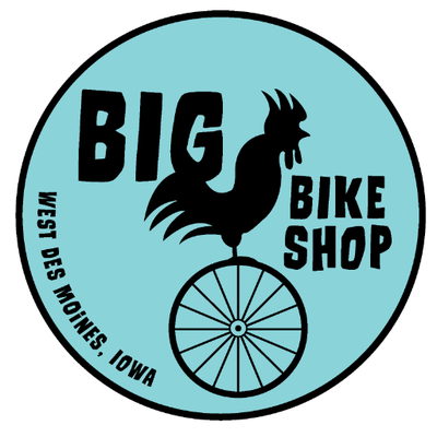 Big Cock Bike Shop supports BIKEIOWA.com.