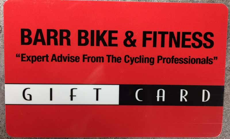 Holiday Gift Guide - Barr Bike & Fitness