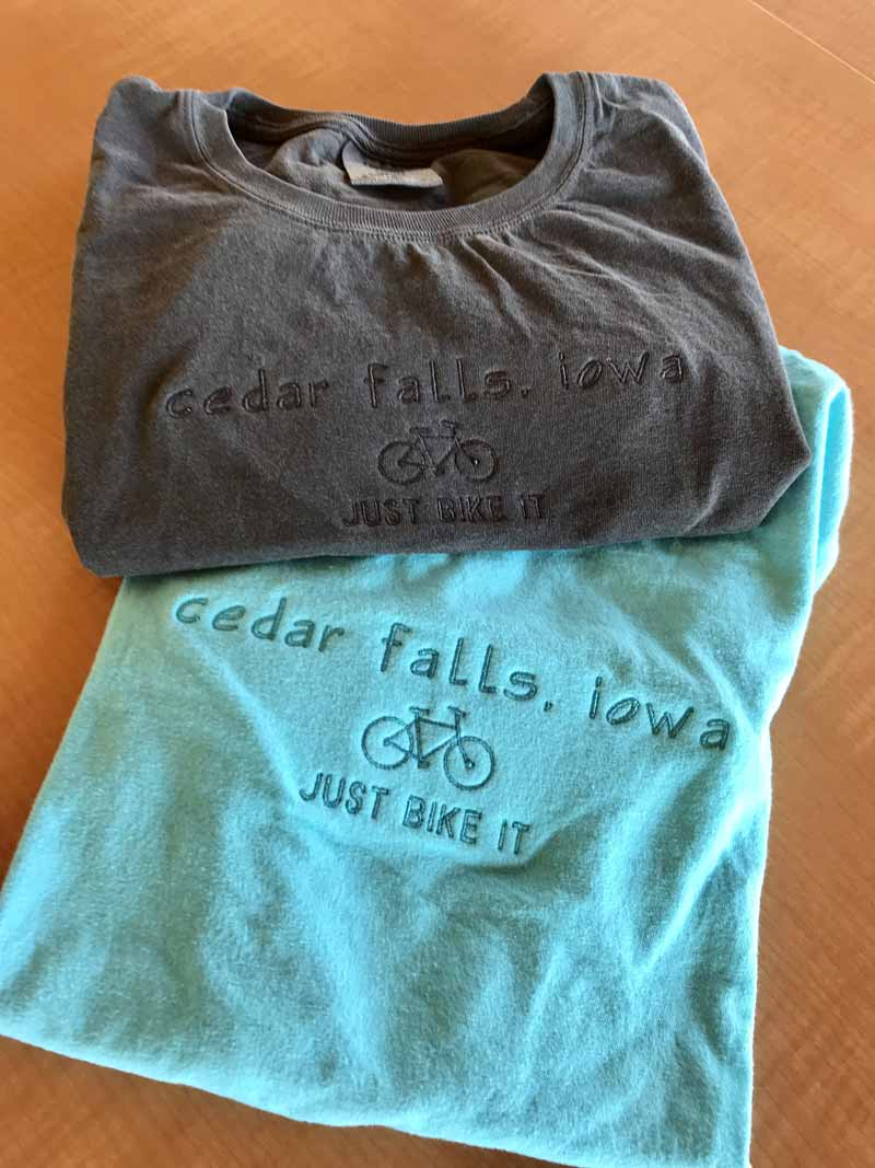 Holiday Gift Guide - Cedar Valley Trails - Cedar Falls Tourism & Visitors Bureau