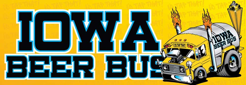Iowa Beer Bus